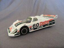 665F Corgi Jaguar XJR9 Castrol 1988 Daytona # 60 Brundle 1:43