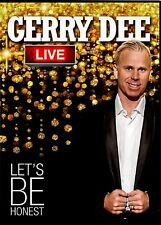 NEW DVD- GERRY DEE ( MR D ) LIVE - LET'S BE HONEST - LIVE IN OTTAWA