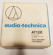 Audio-Technica AT12E Dual Magnet Cartridge for Turntable Record Player