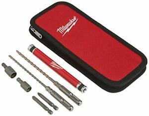 MILWAUKEE ELEC TOOL 48-20-7497 Tapcon SDS Install Kit,