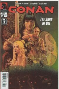 CONAN (2004) #34 - Back Issue (S)