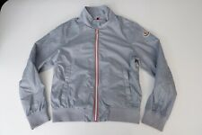Moncler Boys Lightweight Jacket, Size Age 10, 140cm, Light Blue, VGC