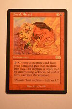 Mtg Magic the Gathering Urza's Saga Sneak Attack
