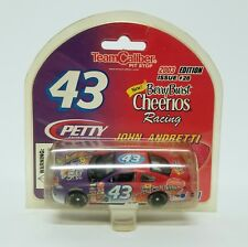 TEAM CALIBER PIT STOP #43 CHEERIOS Nascar Die-cast Car MIP COMPLETE 2001
