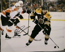 Brad Marchand NHL Boston Bruins Signed Autographed Hockey 11x14 PHOTO COA