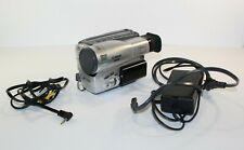 Canon Es75 Hi8 8mm Video8 Camcorder Vcr Player Video camera