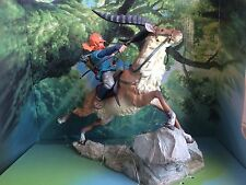 Mononoke Ashitaka & Yakul Cominica Figure VERY RARE [Ghibli]#A41