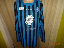 """SV Waldhof Mannheim Zeus Langarm Edition Trikot Nr.1162 08/09 """"MEG AG"""" Gr.XL TOP"""
