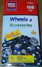 Wheels & Accessories Bric Tek Building Block Construction Brick Toy 19004