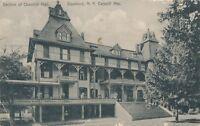 STAMFORD NY – Churchill Hall - 1908