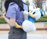 "Disney ""Don""Donald Fauntleroy Duck Doll Plush Shoulder Bag Backpack Tote Boys"