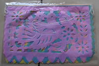 "PAPEL PICADO ""Baby Shower Pastels"" 5m (16.4ft) Mexican Bunting Banners"