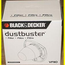 Black & Decker Filter VF110 für ADV1210 - DV4800 - DV4810 - DV6010 - DV6210 +
