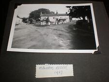 Old amateur photograph Malham 1967