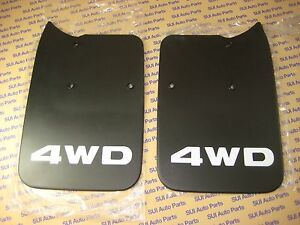 Toyota Tacoma Truck 4x4 & Pre-Runner Factory OEM NEW Rear Mud Flaps with Bolts
