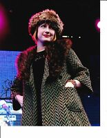 SIX PENCE NONE THE RICHER LEIGH NASH SIGNED FUR HAT 8X10
