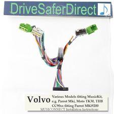 MC8586 MusiConnect non SOT Parrot MKi9200 Volvo S60/V70/S80 Dolby