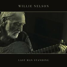WILLIE NELSON - LAST MAN STANDING   VINYL LP NEUF