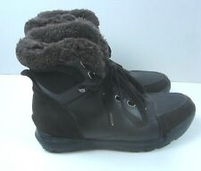 Men's Rocawear Fur Boots Size 10.  Winter/ Snow Boots