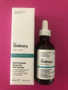 The Ordinary Multi-Peptide Serum for Hair Density 60ml - Hair Growth