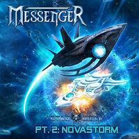 MESSENGER - Novastorm - CD - 200929