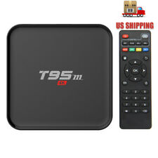 Original T95M Almogic S905X Quad Core 2G+8G Android  TV BOX Media Player US DE