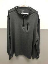 Zone Pro Men's 2Xl Gray Pullover Athletic Shirt