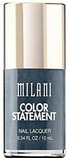 Milani Color Statement Nail Lacquer, Charcoal Charm, 0.34 fl oz