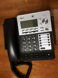 4 Line SynJ Cordless Phone System