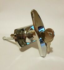 T Handle Garage Lock Square and Diamond spindle