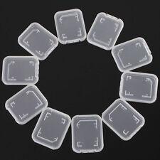10 Stück SD Box Speicherkarte SDHC ETUI Schutzhülle Hülle Aufbewahrungsbox