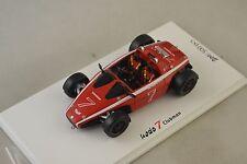 Spark SJ028 - KEN Okuyama Design Kode 7 Cars Design 500ex 1/43