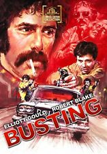 Busting 1973 (DVD) Elliott Gould, Robert Blake, Allen Garfield - New!