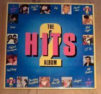 Various – Hits 2 - The Album 2× Vinyl LP Comp 33rpm 1985 CBS – HITS 2