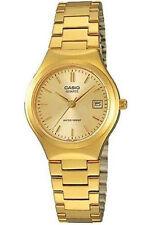 Casio Women's Analogue Round Wristwatches