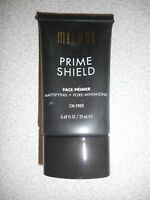MILANI PRIME SHIELD FACE PRIMER 0.68oz 01 MATIFYING+PORE MINIMIZING