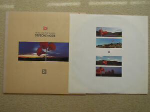 Depeche Mode - LP Music for the Masses - Original US Pressung Top Zustand