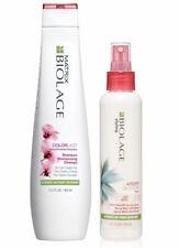 Matrix Biolage Colorlast Shampoo 10.1 oz & Airdry Glotion Styling Spray 5.1 oz