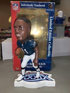 2005 Terrell Owens FoCo Super Bowl XXXIX Bobblehead Philadelphia Eagles HOF