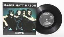 "Major Matt Mason – Move - 1989 Vinyl 7"" Single - RCA PB 43237 - NM"