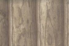 Wallpaper Taupe Gray Rustic Log Cabin Wood Plank