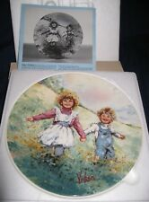 Wedgwood collector plate - Playtime - 1982