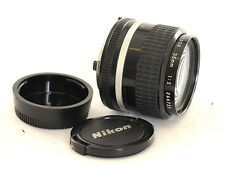 Nikon Nikkor  35mm f2  Nikon AI Manual Focus Lens (0443)