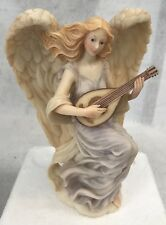 "Seraphim Classics Angel Figurine ""Lydia - Winged Poet"" # 67088 - Brand new"