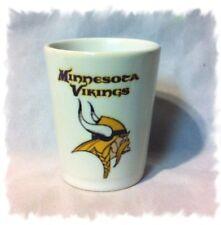 Minnesota Vikings Ceramic Shot Glass