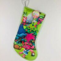 Trolls Stocking Licensed Kurt Adler Christmas Holiday Decor Movie Characters