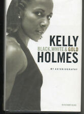 Kelly Holms Black White and Gold signed copy