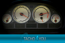 BMW Tachoscheiben 300 kmh Tacho E39 Benzin M5 Alu 3309 Tachoscheibe km/h X5