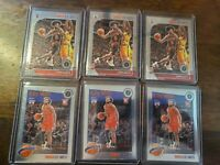 2019-20 PANINI HOOPS PREMIUM STOCK COBY WHITE 3X BASE + TRIBUTE ROOKIE RC LOT