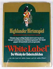 White Label Highländer Hirtenspiel (solitär)